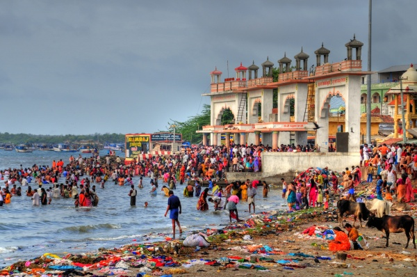 Rameswaram Bathing Ghat