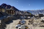 The Town of Leh