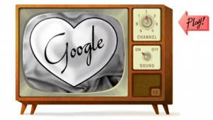 Google Doodle Lucille Ball