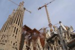 Sagrada Construction