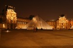 Night View of Louvre